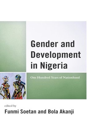 cover image of Gender and Development in Nigeria