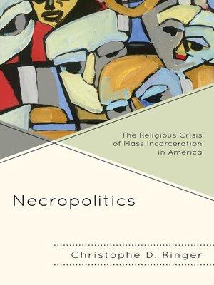 cover image of Necropolitics