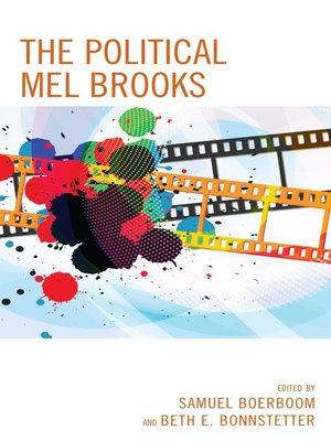 cover image of The Political Mel Brooks