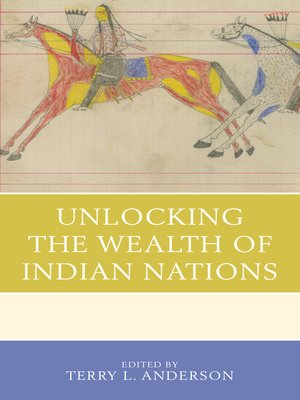 cover image of Unlocking the Wealth of Indian Nations