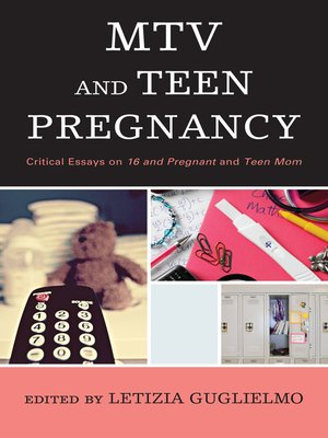 cover image of MTV and Teen Pregnancy