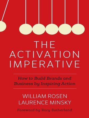cover image of The Activation Imperative