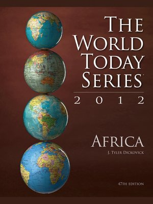 cover image of Africa 2012