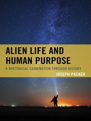 cover image of Alien Life and Human Purpose