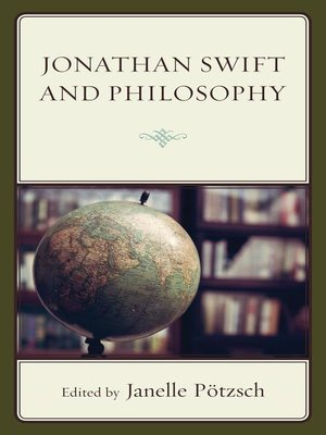 cover image of Jonathan Swift and Philosophy