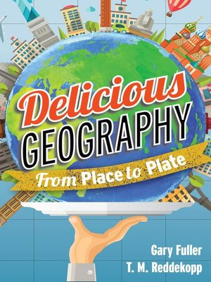 cover image of Delicious Geography