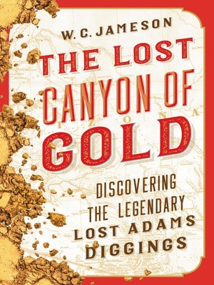 cover image of The Lost Canyon of Gold