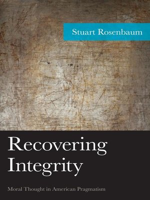 cover image of Recovering Integrity