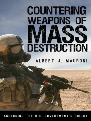 cover image of Countering Weapons of Mass Destruction