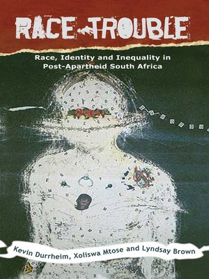 cover image of Race Trouble