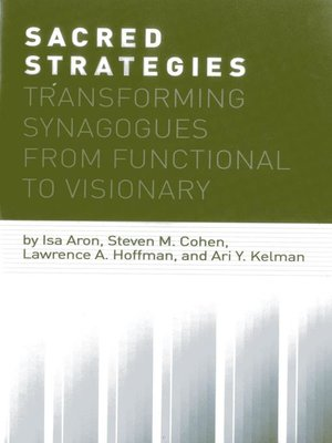 cover image of Sacred Strategies