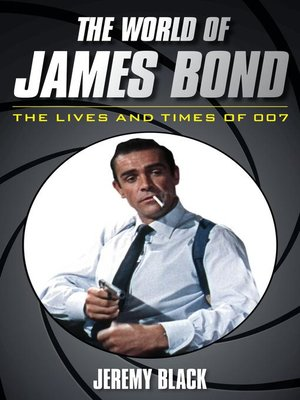 cover image of The World of James Bond