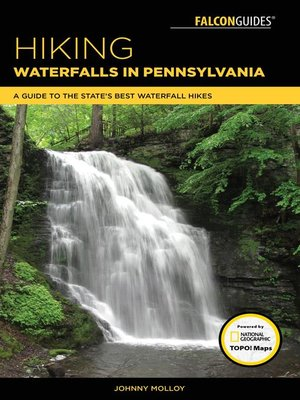 cover image of Hiking Waterfalls in Pennsylvania