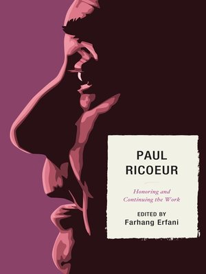 cover image of Paul Ricoeur