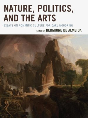 cover image of Nature, Politics, and the Arts