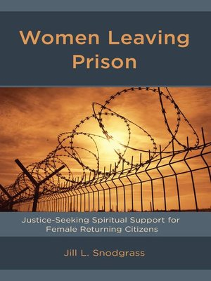 cover image of Women Leaving Prison