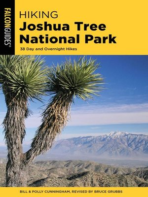 cover image of Hiking Joshua Tree National Park