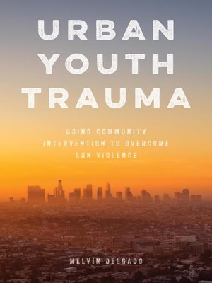 cover image of Urban Youth Trauma