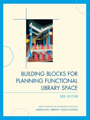 cover image of Building Blocks for Planning Functional Library Space