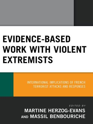 cover image of Evidence-Based Work with Violent Extremists