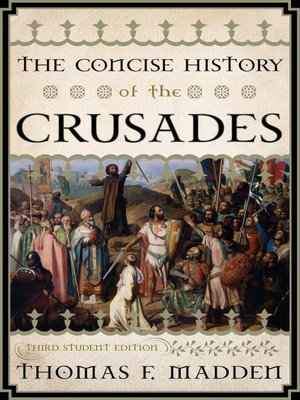 cover image of The Concise History of the Crusades