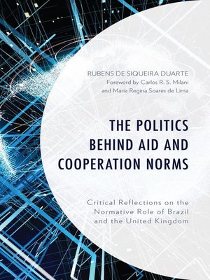 cover image of The Politics behind Aid and Cooperation Norms