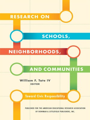 cover image of Research on Schools, Neighborhoods and Communities