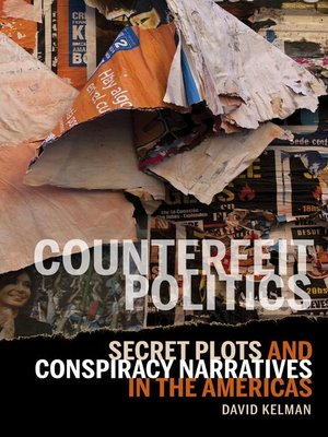 cover image of Counterfeit Politics