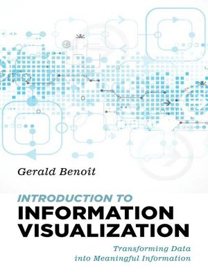 cover image of Introduction to Information Visualization