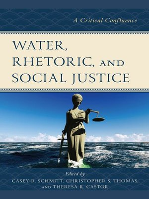 cover image of Water, Rhetoric, and Social Justice