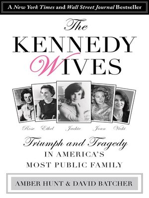 cover image of Kennedy Wives