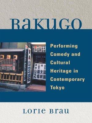 cover image of Rakugo
