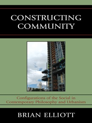 cover image of Constructing Community