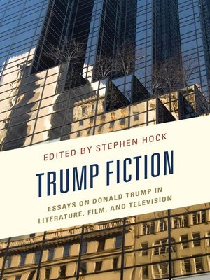 cover image of Trump Fiction