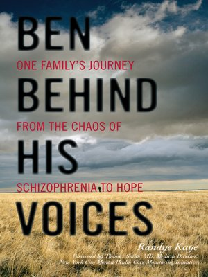 cover image of Ben Behind His Voices