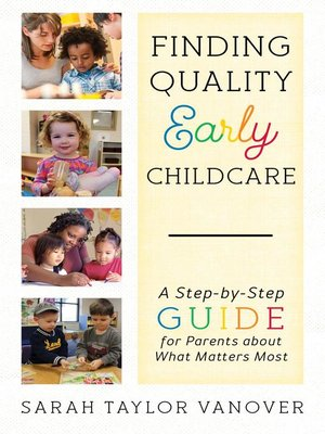 cover image of Finding Quality Early Childcare