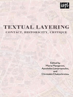 cover image of Textual Layering