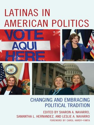 cover image of Latinas in American Politics
