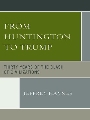 cover image of From Huntington to Trump
