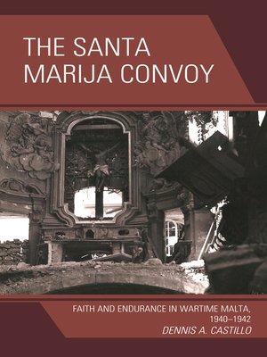 cover image of The Santa Marija Convoy