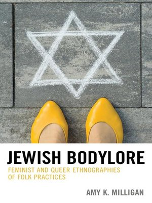 cover image of Jewish Bodylore