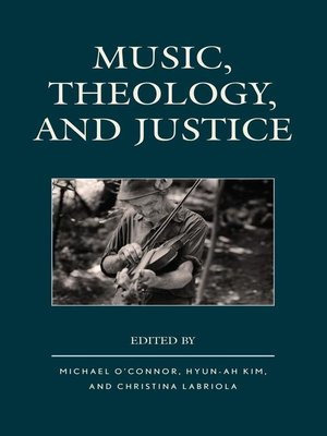 cover image of Music, Theology, and Justice