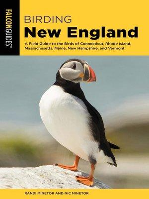 cover image of Birding New England