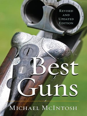 cover image of Best Guns