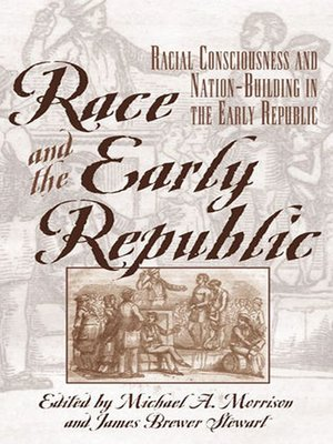 cover image of Race and the Early Republic