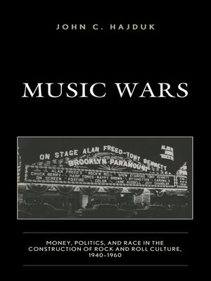 cover image of Music Wars