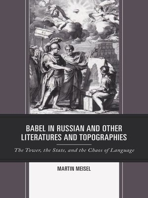 cover image of Babel in Russian and Other Literatures and Topographies