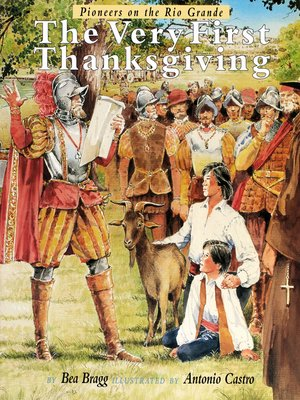 cover image of The Very First Thanksgiving