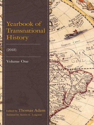 cover image of Yearbook of Transnational History