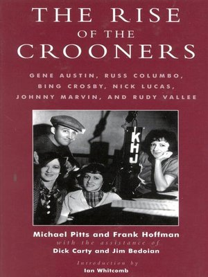 cover image of The Rise of the Crooners